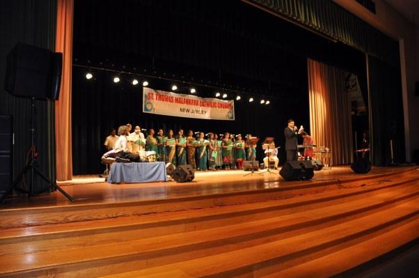 Sneha Sangeetham Fundraising Concert