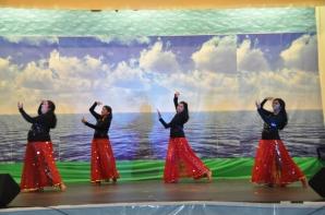 Dance - Betsy, Sapna, Reshmi & Neetha 2