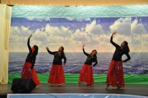 Dance - Betsy, Sapna, Reshmi & Neetha 3