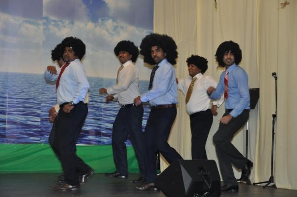 Dance - Men 1