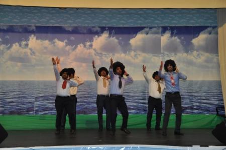 Dance - Men 3