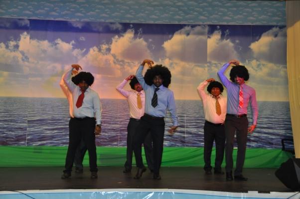 Dance - Men 4