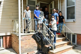 2018-07-21 MCYM Volunteer Day 01